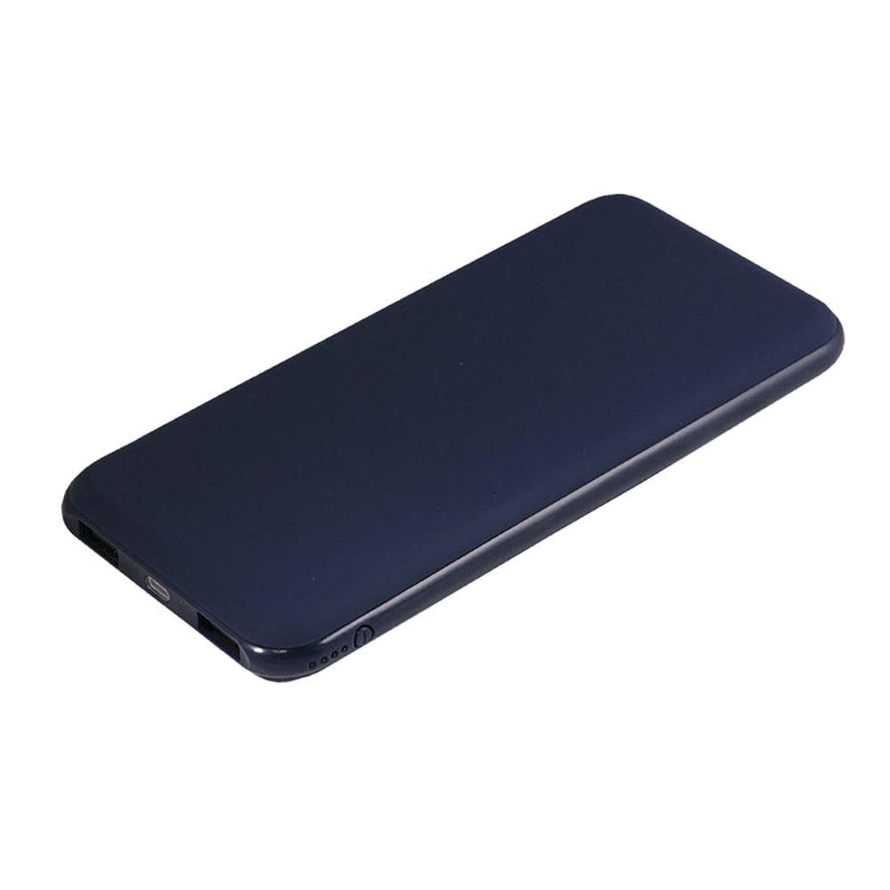 Внешний аккумулятор, Grand PB, 10000 mAh, синий, подарочная упаковка с блистером