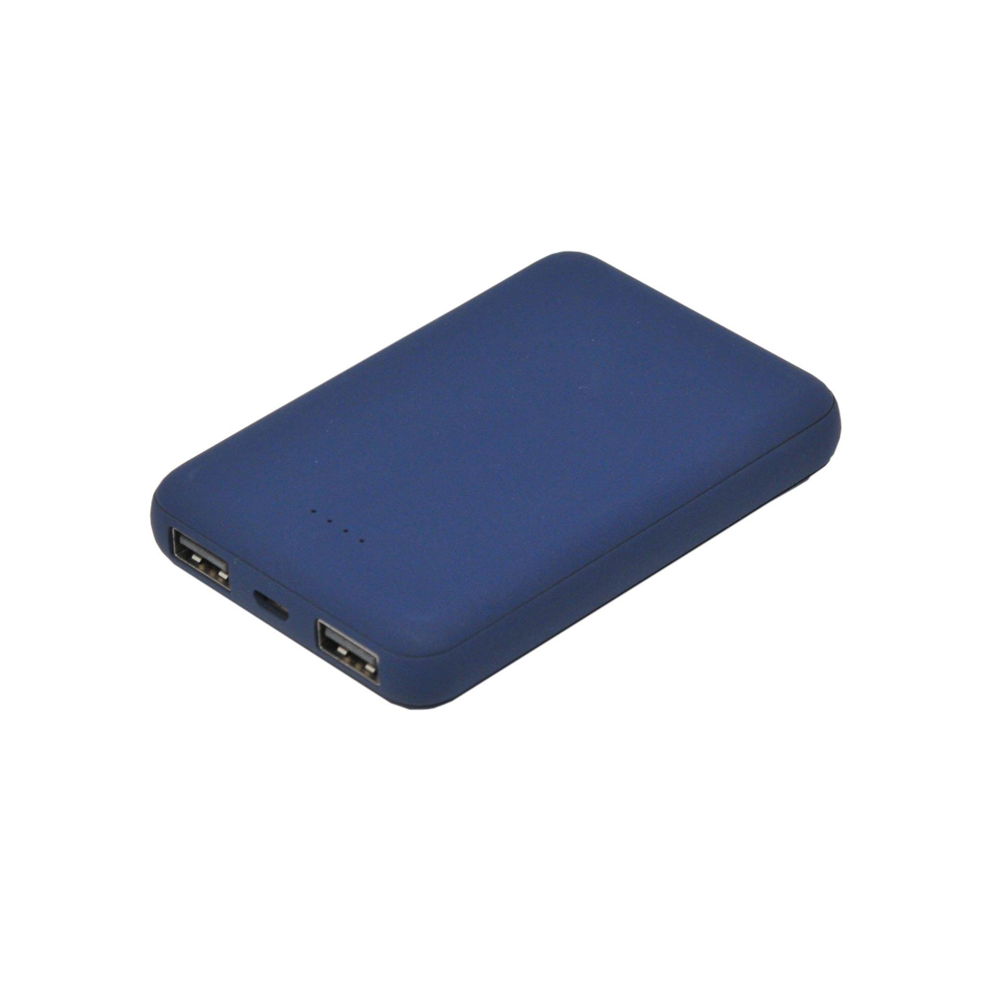 Внешний аккумулятор, Vogue PB, 5000 mAh, синий